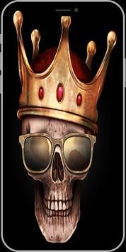 Skull King Wallpapers (Free) screenshot 1