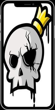 Skull King Wallpapers (Free) screenshot 2