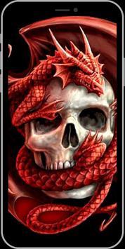 Skull King Wallpapers (Free) screenshot 9