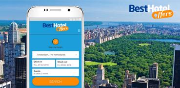Hotel Deals by BestHotelOffers - Hotel Booking App