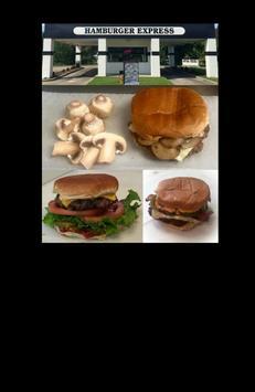 Hamburger Express Cape Gir poster
