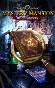 Hidden Objects Mystery Mansion poster