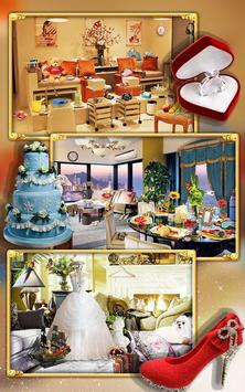 ... Hidden Object: Wedding Planner apk screenshot ...