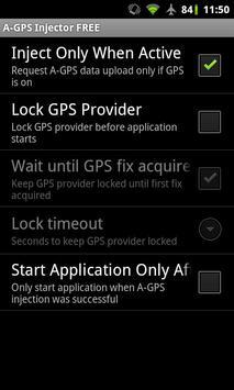 Assited GPS Injector FREE apk screenshot