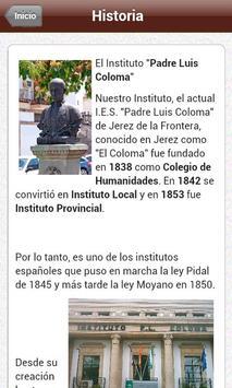 Herbarium IES P. Luis Coloma apk screenshot