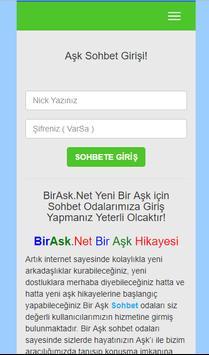 Bir Aşk, Arkadaşlık, Sohbet, Chat screenshot 5