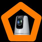 ONVIF IP Camera Monitor icon