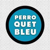 Perroquet bleu icon