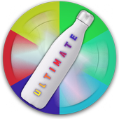 Ultimate Spin the Bottle 🍾 Party Game (13+) icon