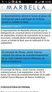 Ayuntamiento de Marbella screenshot 3