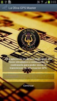 GPS Master poster