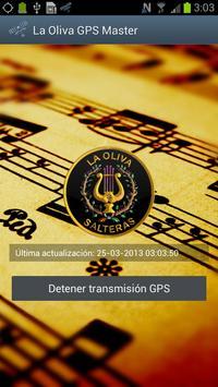 GPS Master screenshot 1