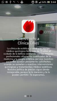 Clínica Cmes poster
