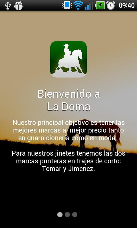 La Doma poster
