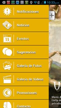 Restaurante Vaticano screenshot 1