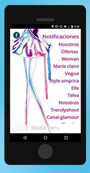 Moda Peru poster