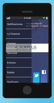 Surplus Bolivia poster