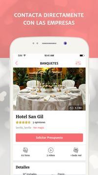 Bodas.net apk screenshot