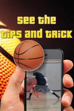 Tutorial Freestyle Basketball Tricks poster