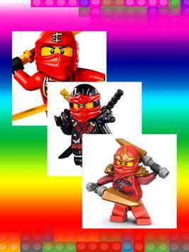 The Lego Hero Ninjago poster