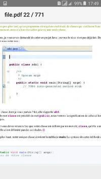 Livre Programmer En Java screenshot 6