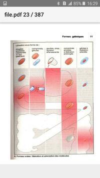 Atlas de Poche Pharmacologie screenshot 7