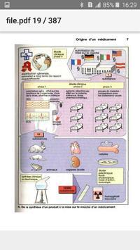 Atlas de Poche Pharmacologie screenshot 13