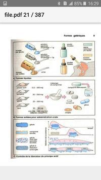 Atlas de Poche Pharmacologie screenshot 14
