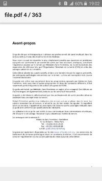Guide clinique et thérapeutique  2016 screenshot 2