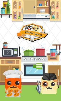 Kitchen Games poster