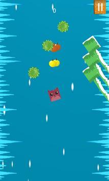 حيوانات في الثلج screenshot 2