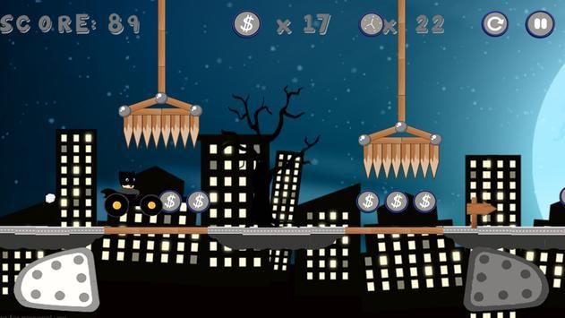 Batman Night Racing screenshot 3