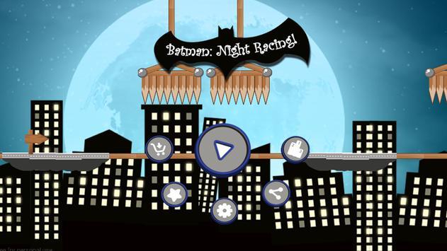Batman Night Racing screenshot 1