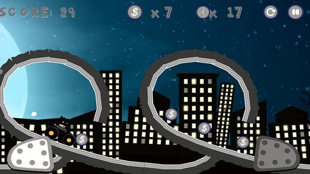 Batman Night Racing screenshot 4