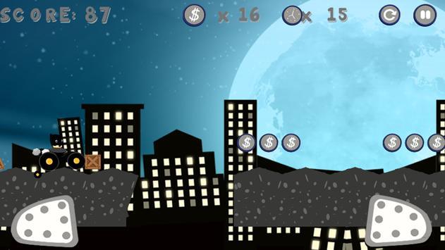 Batman Night Racing screenshot 6