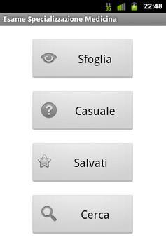 Specializzazione Medicina screenshot 1