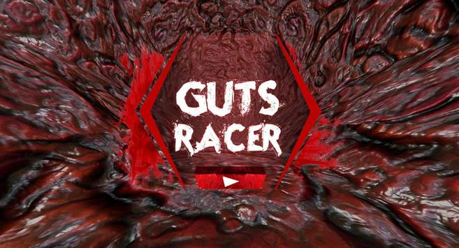 Guts Racer - Rush Tunnel poster