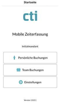 CTI Mobile ZE poster
