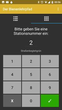 Audioguide Bienenlehrpfad apk screenshot