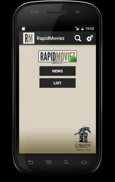RapidMoviez poster