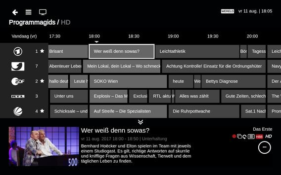 QUiX-TV GO apk screenshot