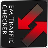 Emobile Traffic Checker icon