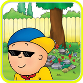 Cailloo Adventure - Run and Jump icon