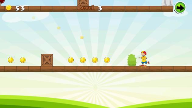Cailloo Adventure - Run and Jump screenshot 2