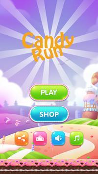 Candy Run HD apk screenshot