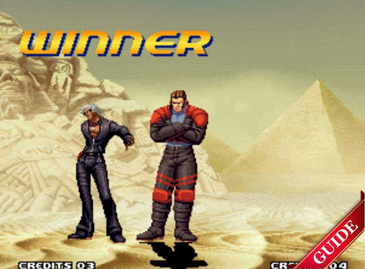 Guide For King Of Fighters 2000 For Android Apk Download