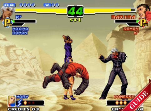 Download Guide For King Of Fighters 2002 Magic Plus 2 Iori Apk For