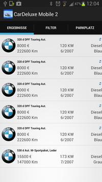 CarDeluxe Mobile 2 screenshot 1