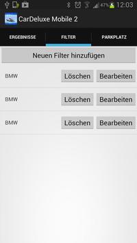 CarDeluxe Mobile 2 screenshot 2
