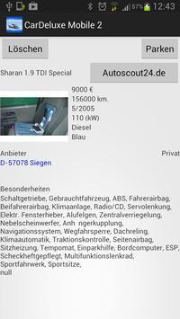 CarDeluxe Mobile 2 screenshot 3